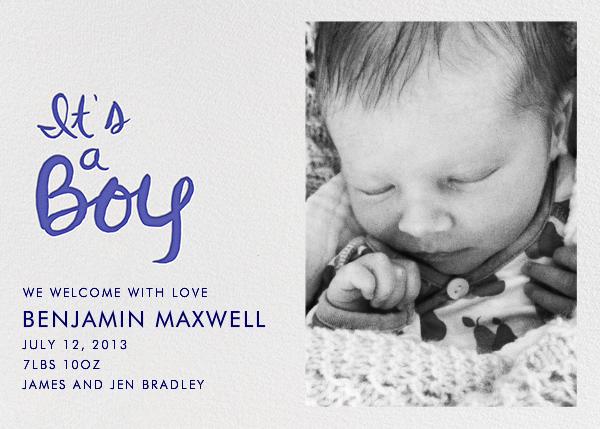 Brilliant Boy Photo - Linda and Harriett - Birth