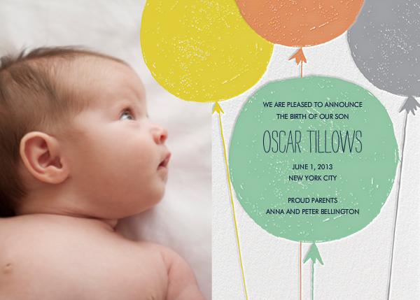 Baby Cheeks - Pond - Mr. Boddington's Studio - Baby boy announcements