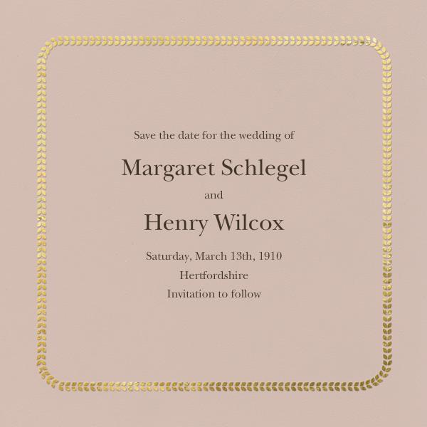 Rose Wedding Invitations as perfect invitation example