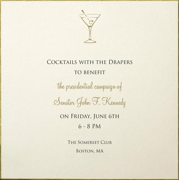 Thurloe - Paperless Post - Gatsby parties