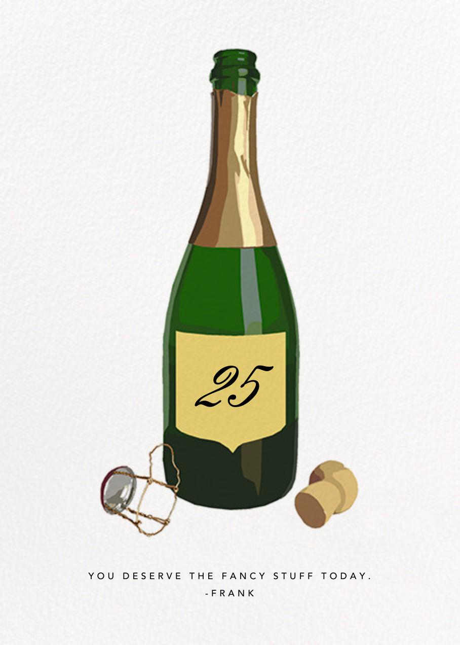 Pop the Bubbly - Hannah Berman - Birthday