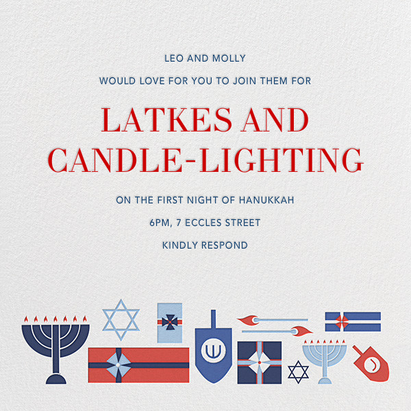 Night of Lights - Jonathan Adler - Hanukkah