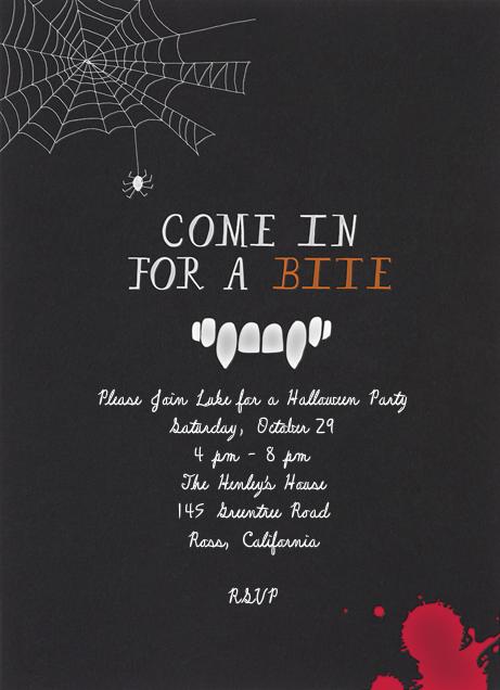 A Vampire's Soiree - Mr. Boddington's Studio - Halloween