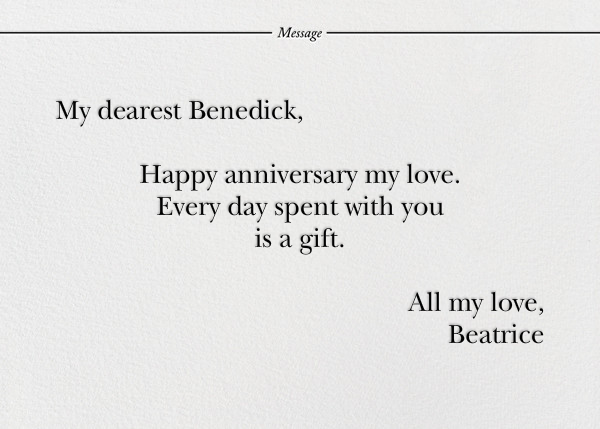 Anniversary By Definition - Paperless Post - Anniversary cards - card back