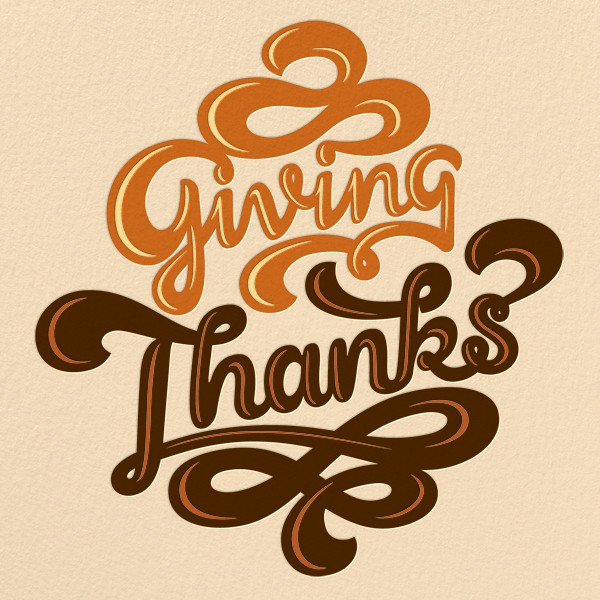 Giving Thanks Chocolate - Paperless Post - Thank you