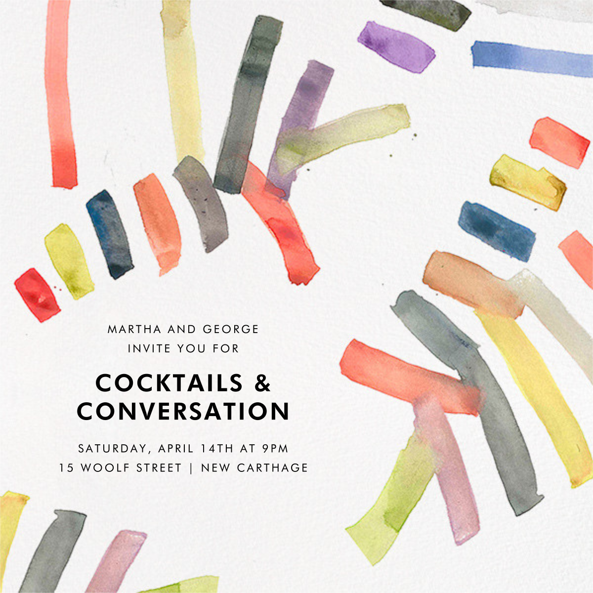 Sonnet - Multicolored - Kelly Wearstler - Cocktail party