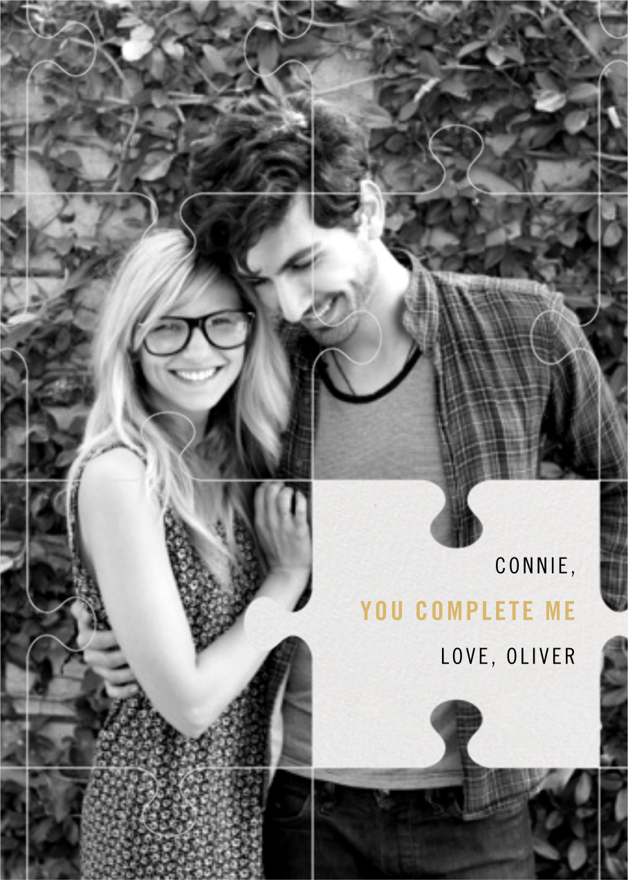 Complete Me - Paperless Post - Love and romance