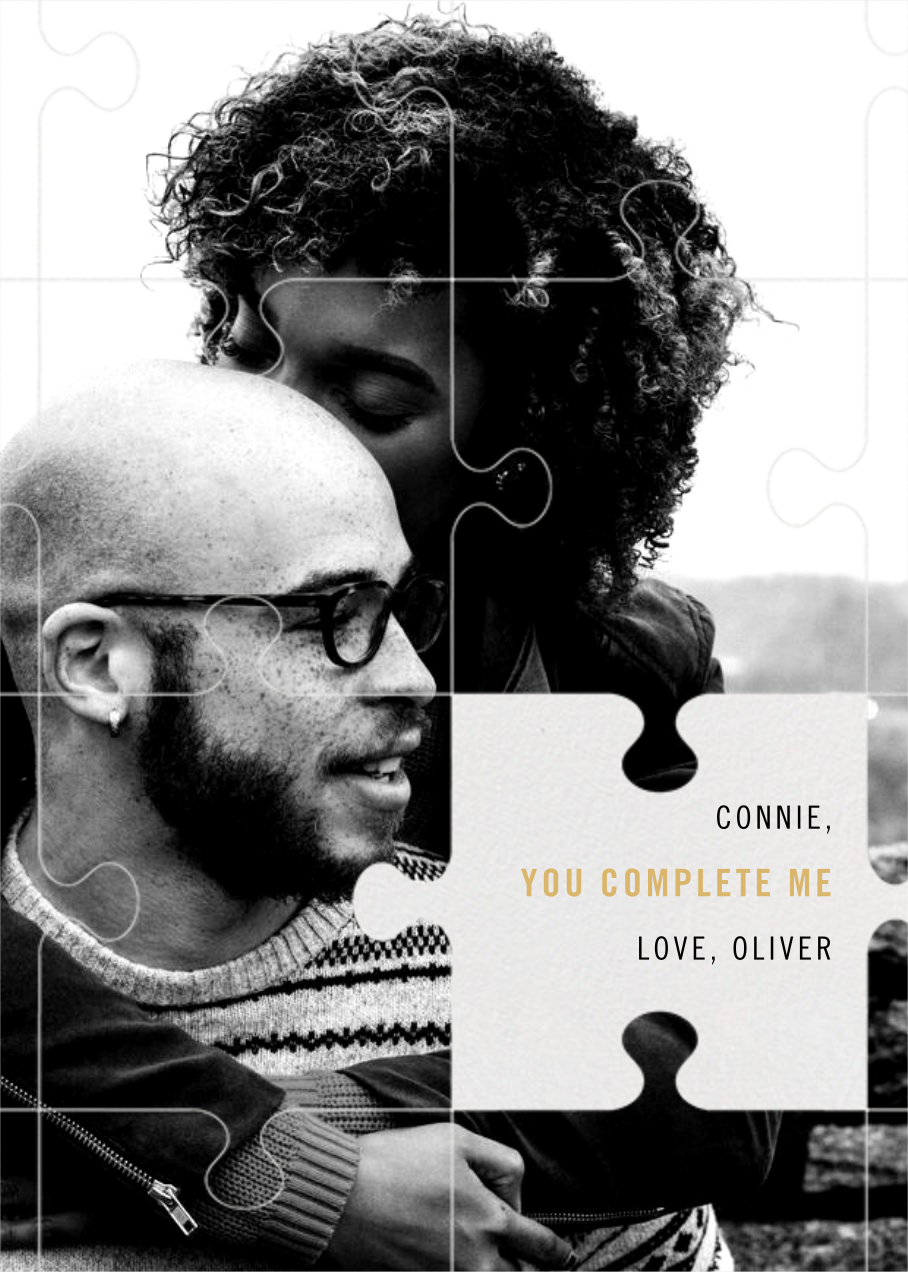 Complete Me - Paperless Post