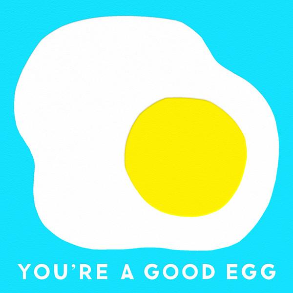 Good Egg - The Indigo Bunting