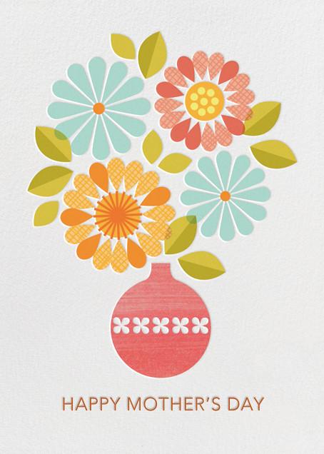 Bouquet Vase - Petit Collage - Mother's Day
