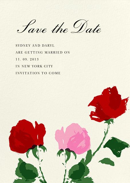 Rose (Save the Date) - kate spade new york - kate spade new york
