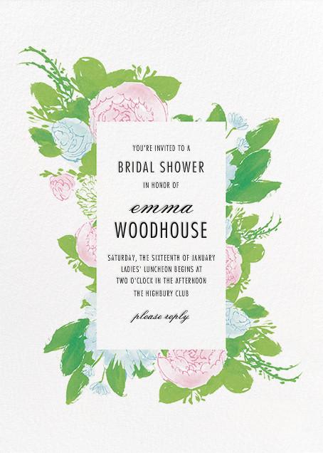 Elizabeth - Paperless Post - Bridal shower