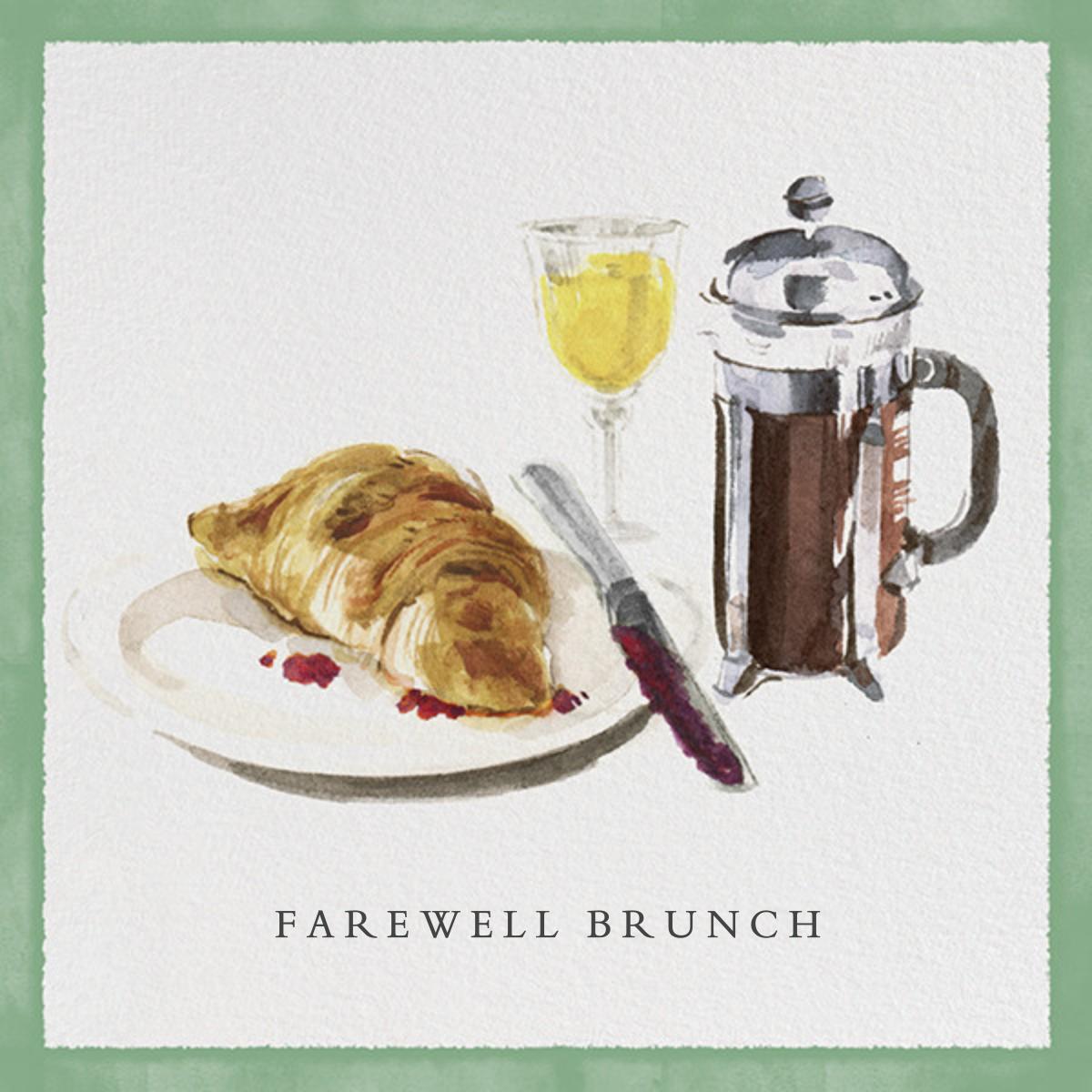 Breakfast in Bed - Paperless Post - Wedding brunch