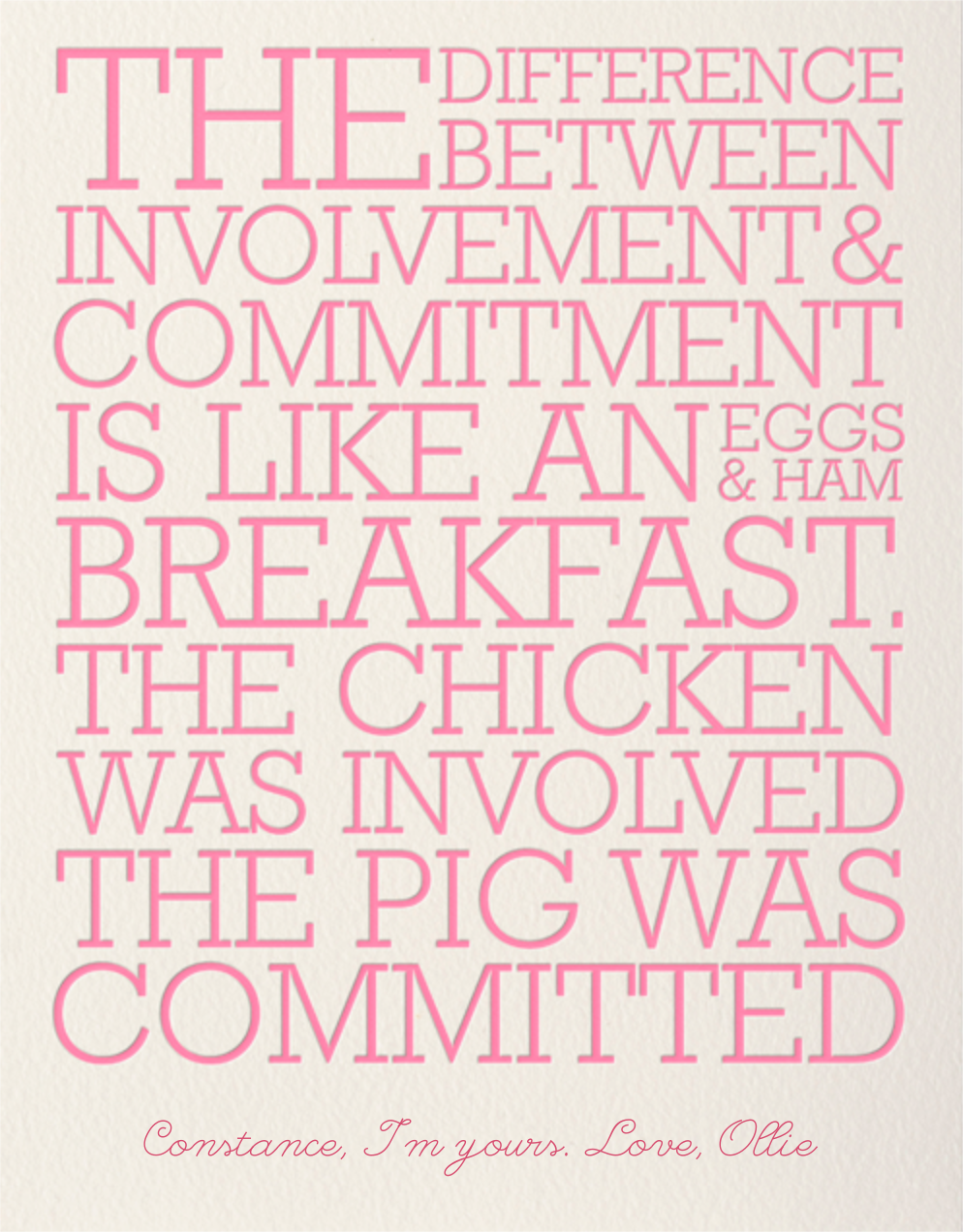 Committed - Paperless Post - Love cards