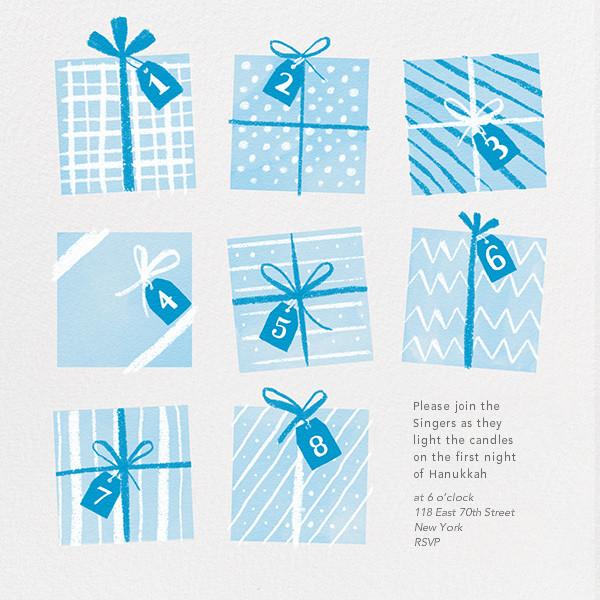 Eight Crazy Nights - Paperless Post - Hanukkah