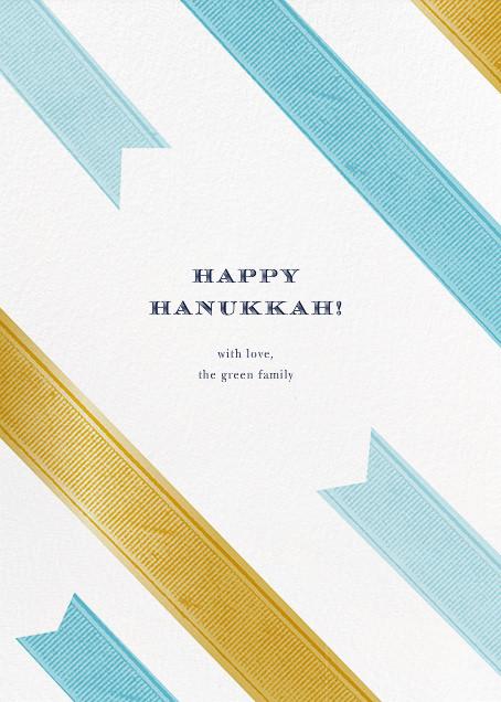 Wrapped Up Wishes (Hanukkah) - kate spade new york - Hanukkah