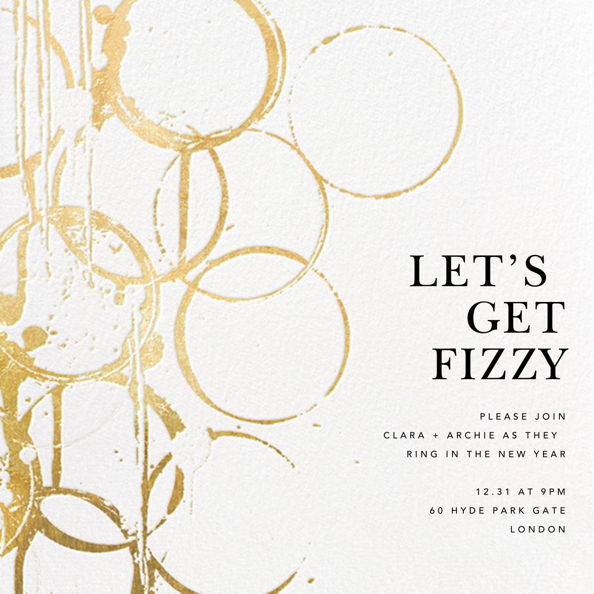 Bottle Shock - Gold - Kelly Wearstler - Designs we love