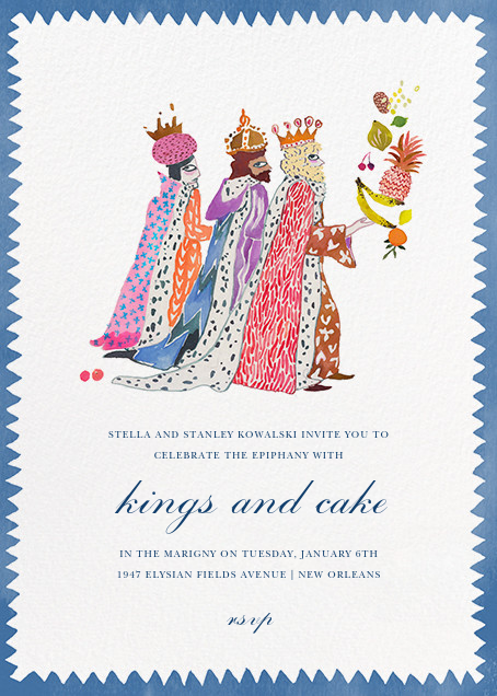 We Three Kings - Happy Menocal - Christmas party