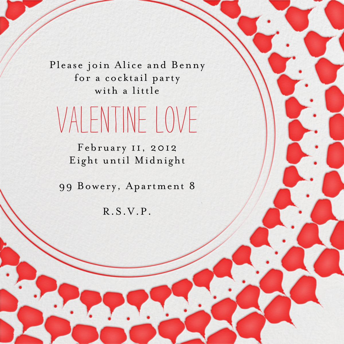 Spread The Love - Tomato - Mr. Boddington's Studio - Valentine's Day