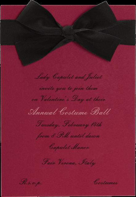 Madame X - Paperless Post - Valentine's Day