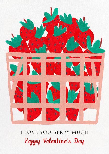 Berry Love - Mr. Boddington's Studio - Sweet valentines