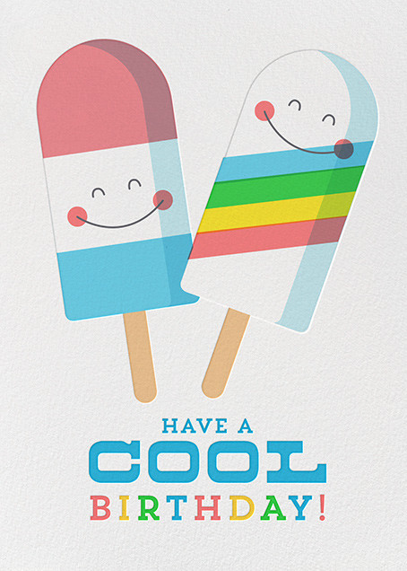 Cool Birthday - Hello!Lucky - Summer Favorites