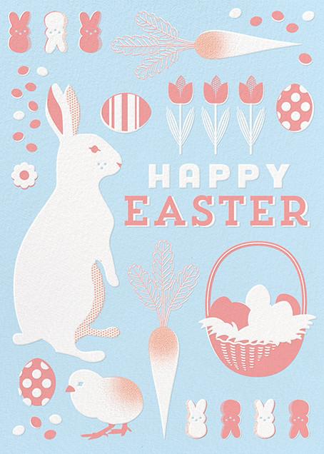 Easter Basket - Hello!Lucky - Easter