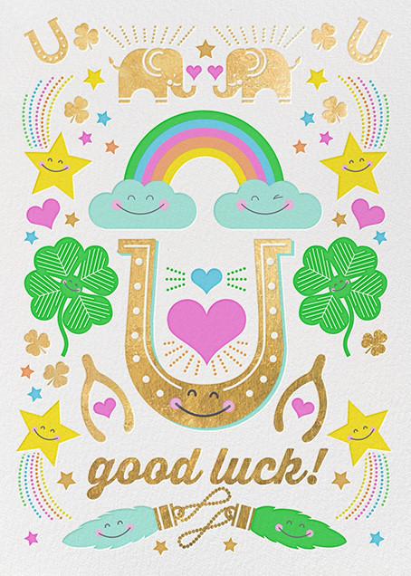 Good Luck Charms - Hello!Lucky - Good luck