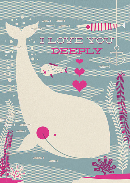 Deep Love - Hello!Lucky - Valentine's Day