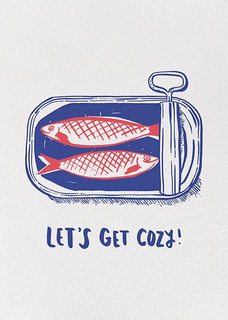Get Cozy - Hello!Lucky - Love cards