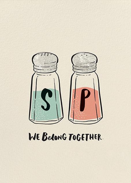 Salt 'N' Peppa - Hello!Lucky