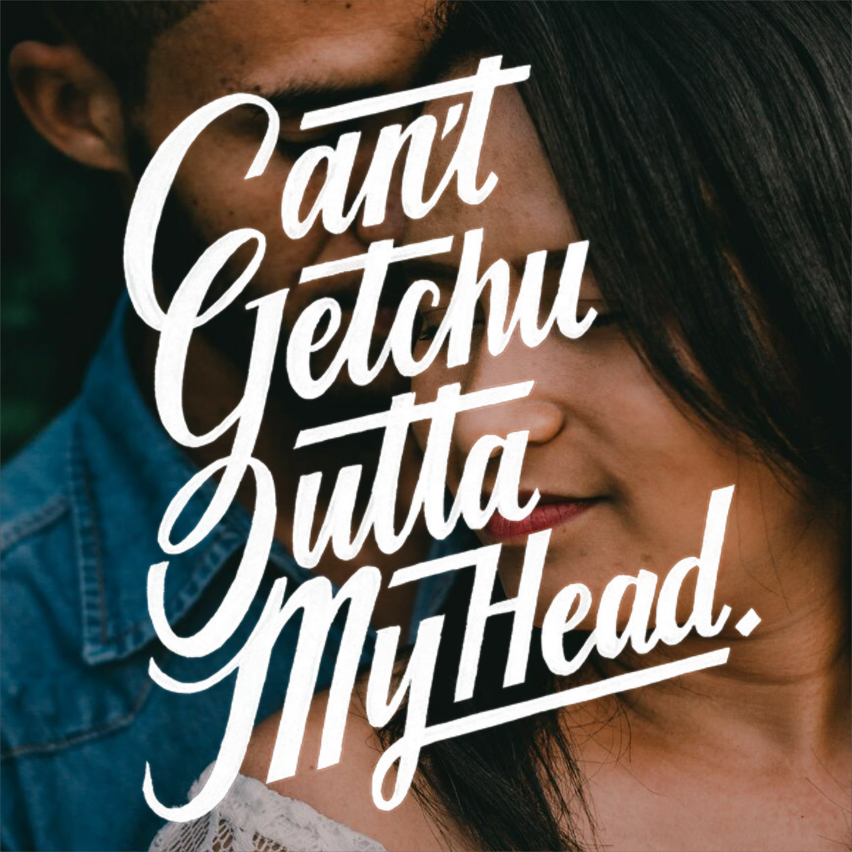 Can't Get You Outta My Head (Photo) - White - Paperless Post - Valentine's Day