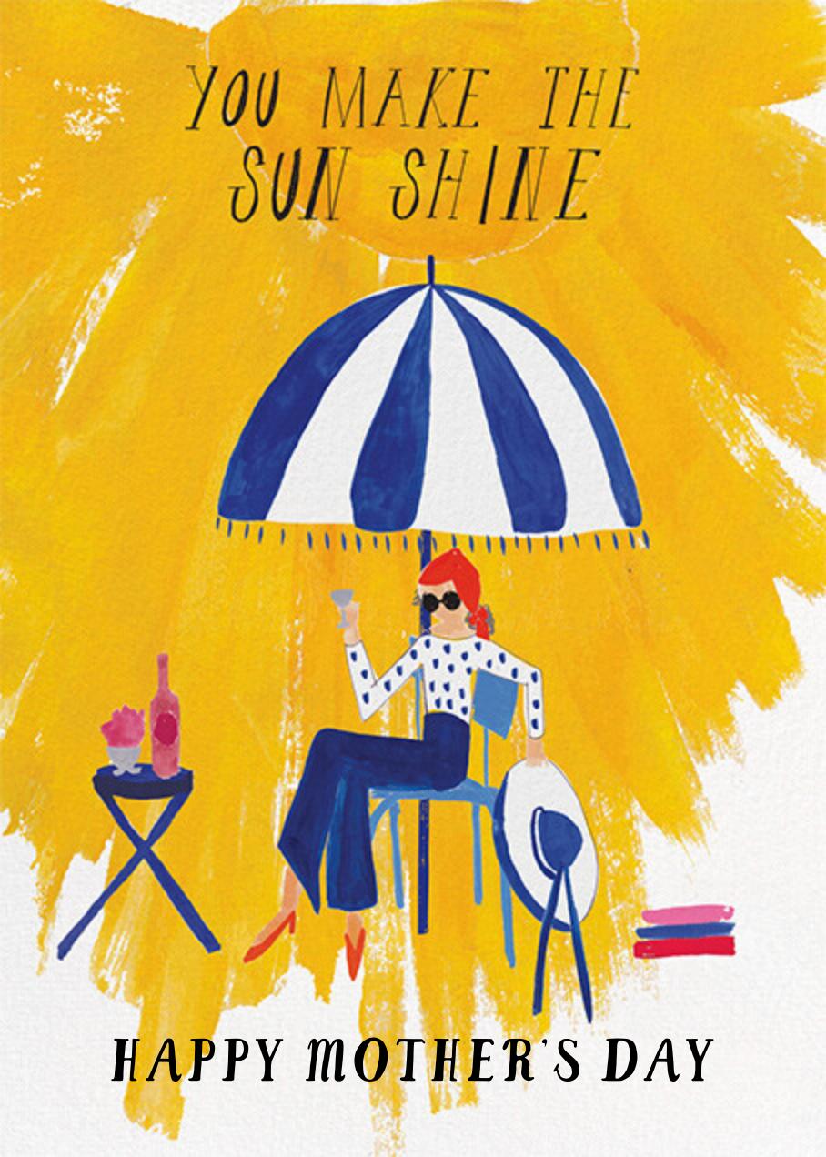Sunshine - Fair - Mr. Boddington's Studio