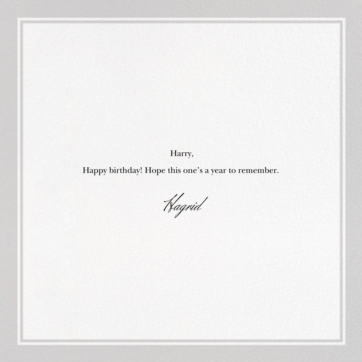 Generation Gap - The New Yorker - Funny birthday eCards - card back