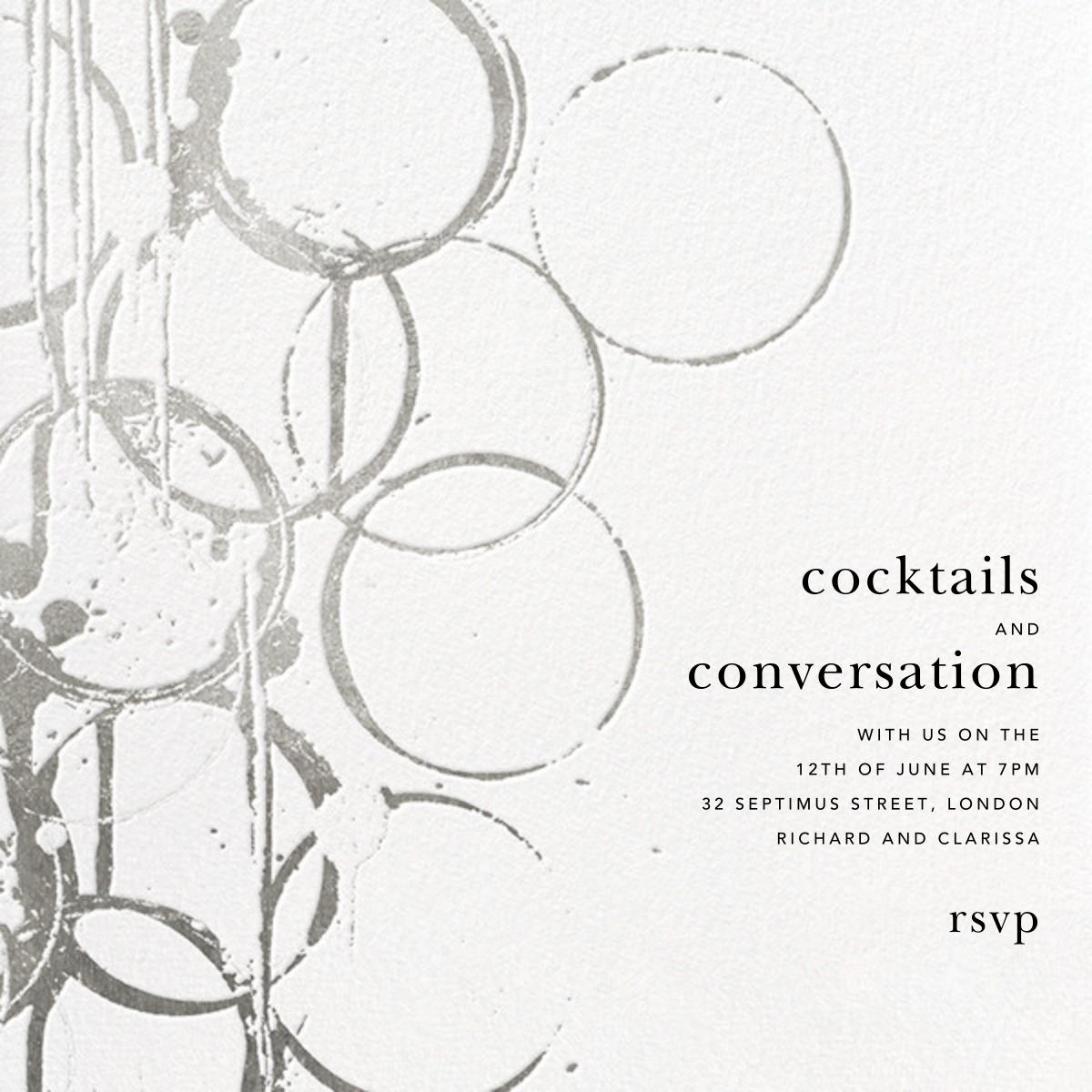 Bottle Shock - Silver - Kelly Wearstler - Cocktail party