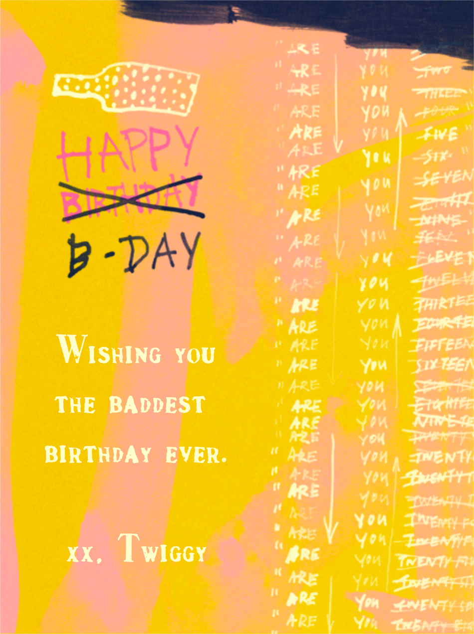 Are You One... - Paperless Post - Birthday