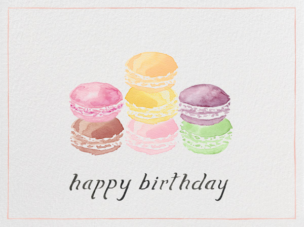 My Sweet - Paperless Post - Birthday