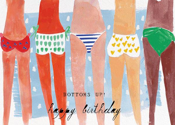 Bottoms Up - Mr. Boddington's Studio