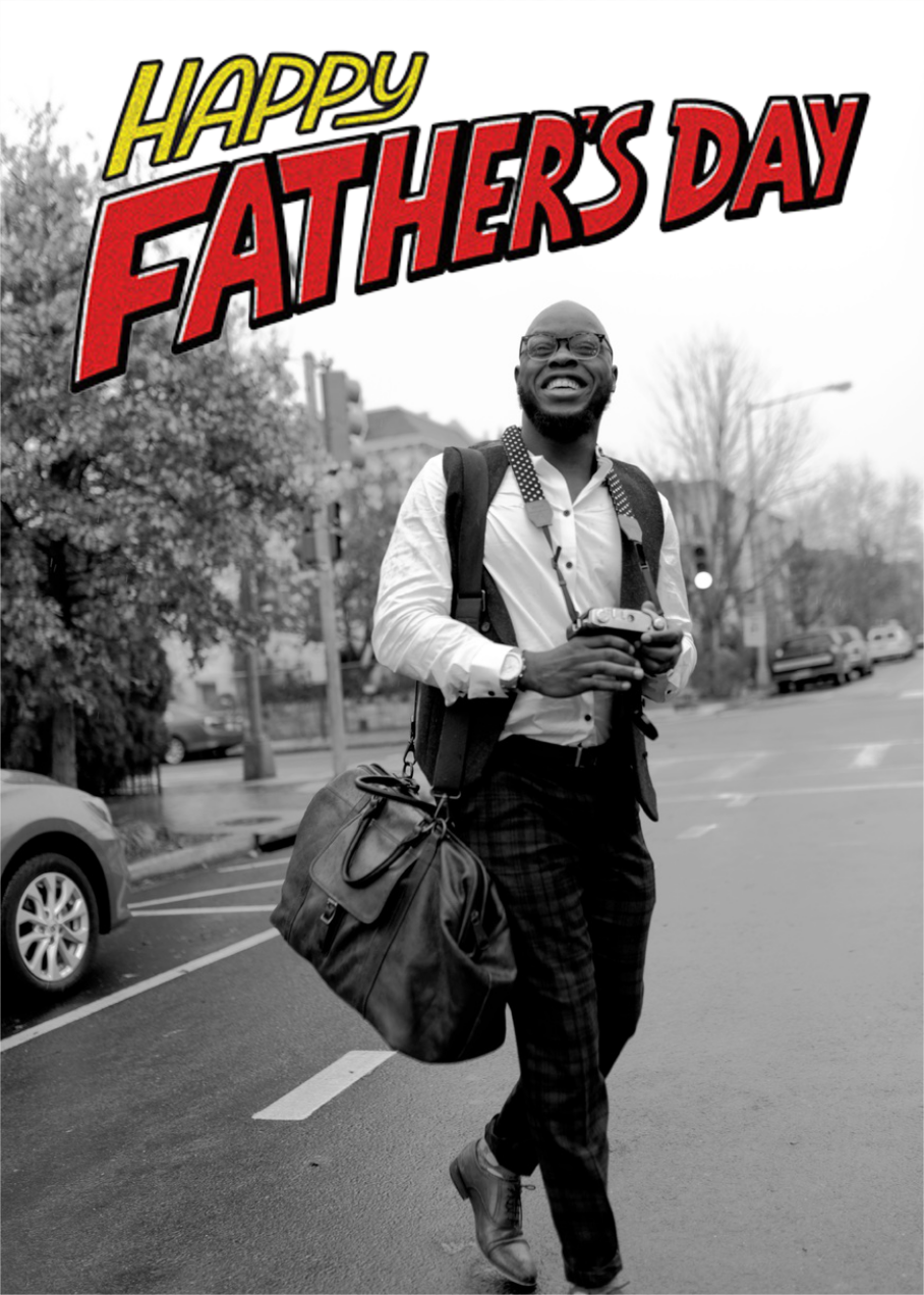 Pulp Pop - Paperless Post - Father's Day