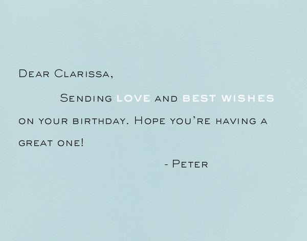 Birthday Biplane - Paperless Post - Birthday - card back