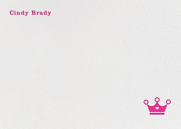Petite Princess - Jonathan Adler - Kids' stationery