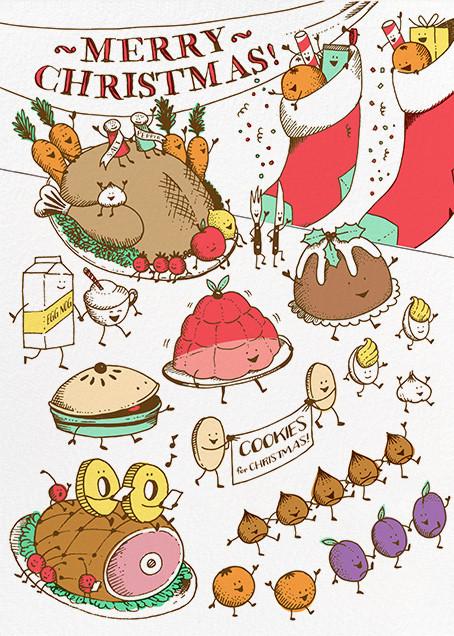 Christmas Parade - Hello!Lucky - Christmas