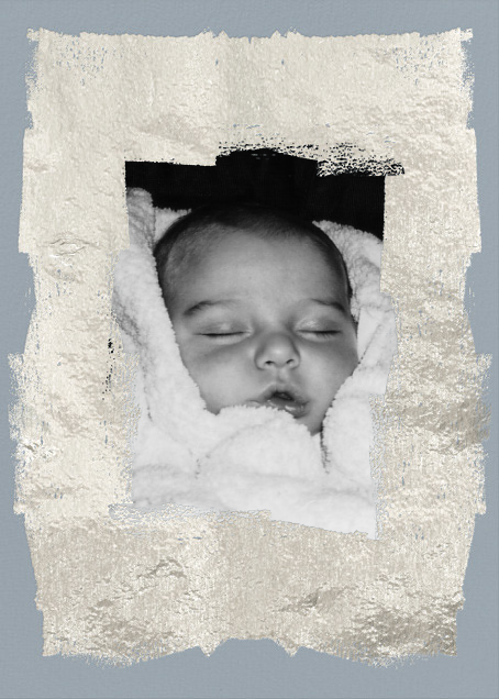 Framework (Photo) - Blue/Silver - Kelly Wearstler - Birth