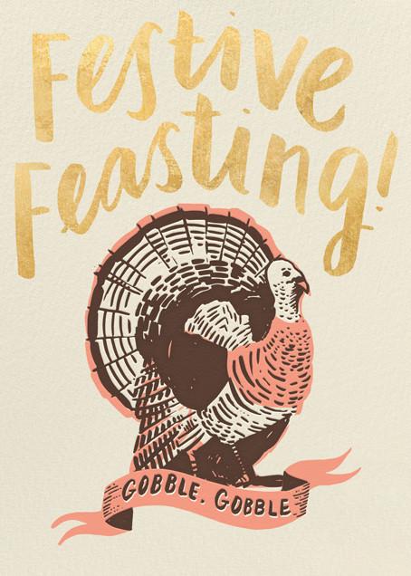 Festive Feasting - Hello!Lucky - Thanksgiving