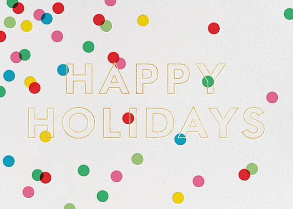 Holiday Baronial - kate spade new york - Company holiday cards
