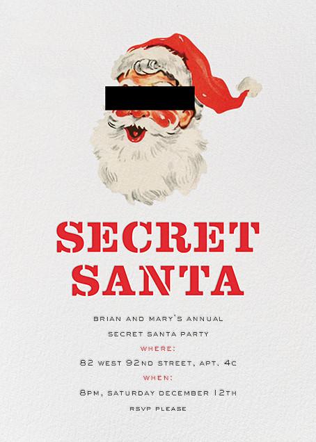 Incognito Christmas  - kate spade new york - Christmas party