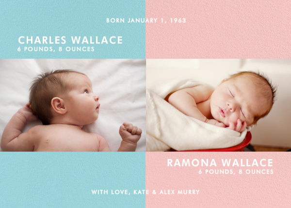 Two's Company - Mutli - Paperless Post - Birth