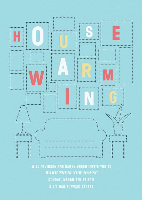 New Salon - Paperless Post - Housewarming