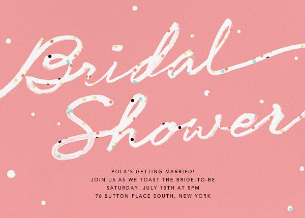 Nonpareil Bride - Ashley G - Bridal shower