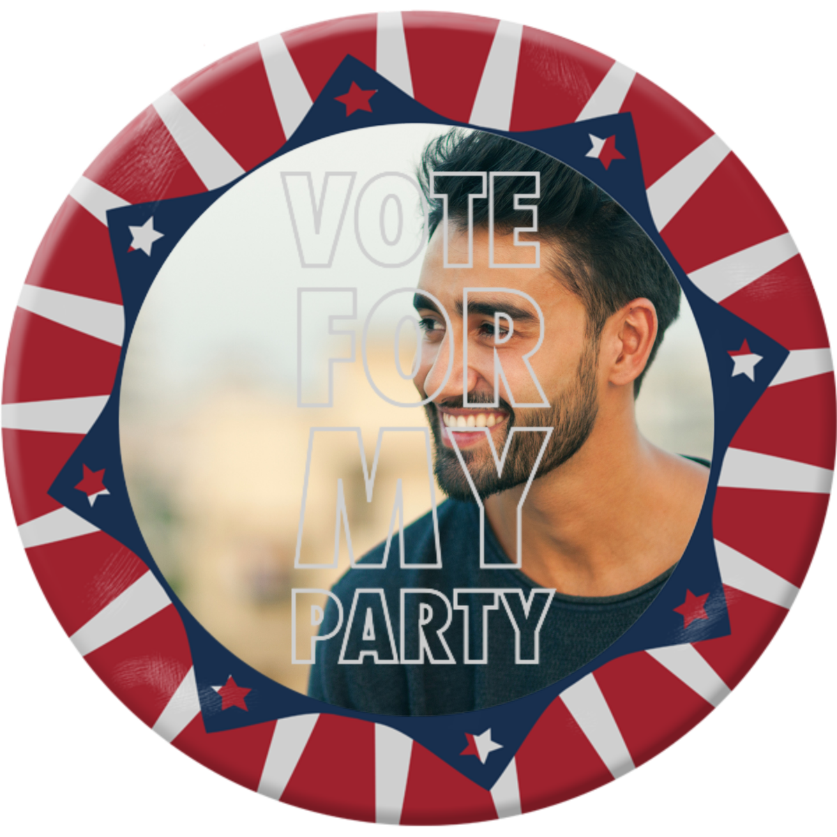Vote for my Party - Paperless Post - Election night